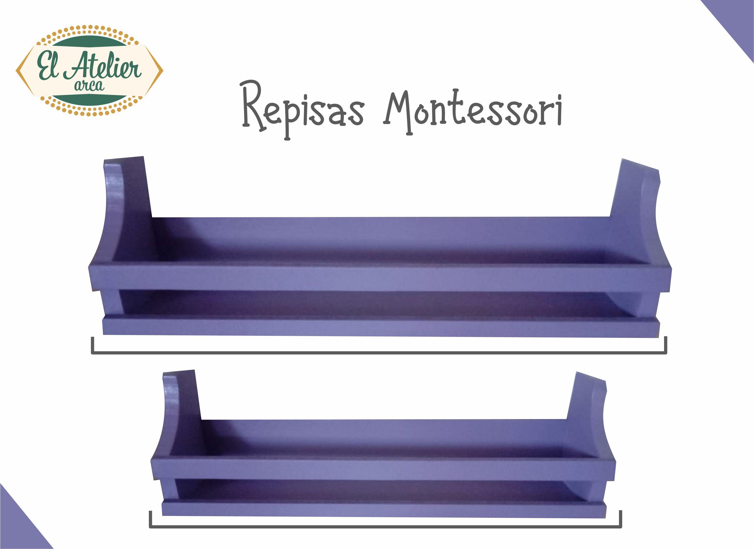 #repisasmontessori