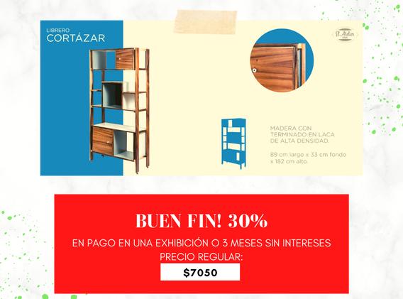 Librero Cortazar