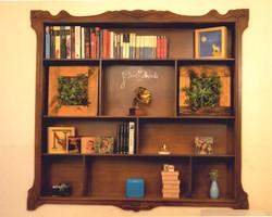 Librero proyecto especial