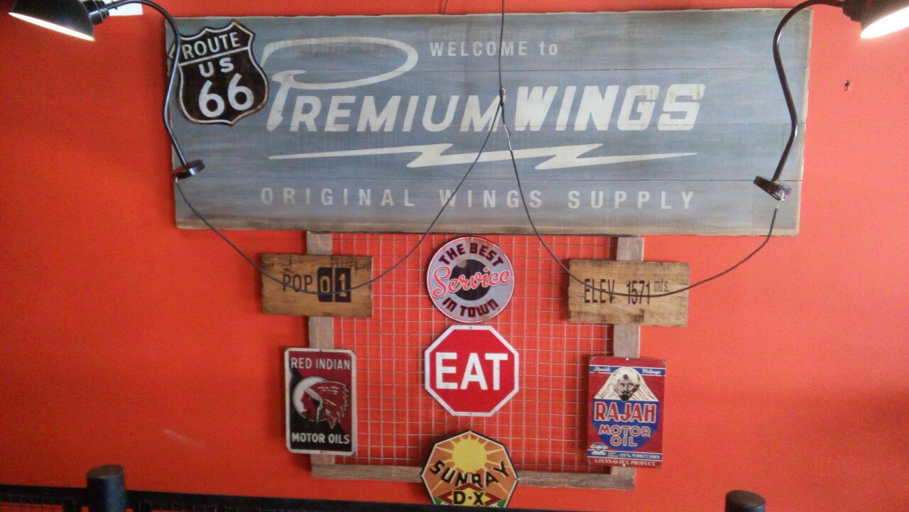 Proyecto Premium Wings