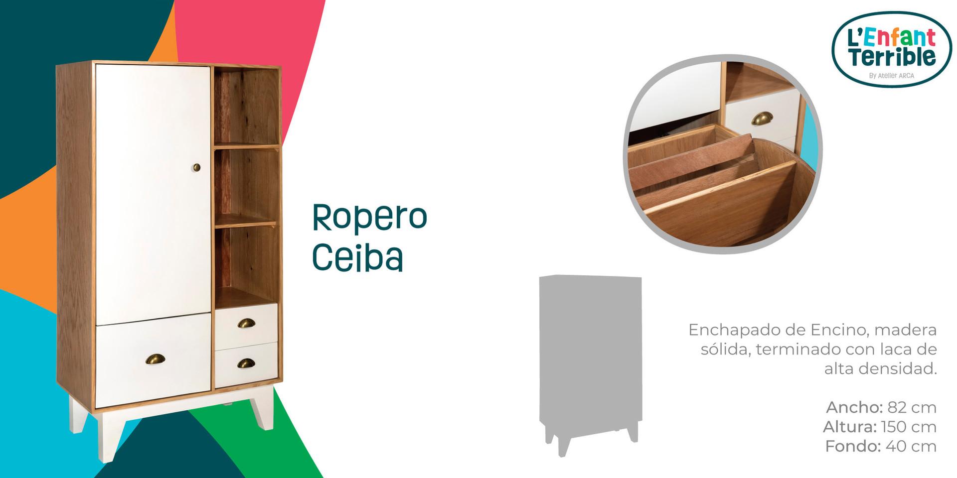Ropero Ceiba