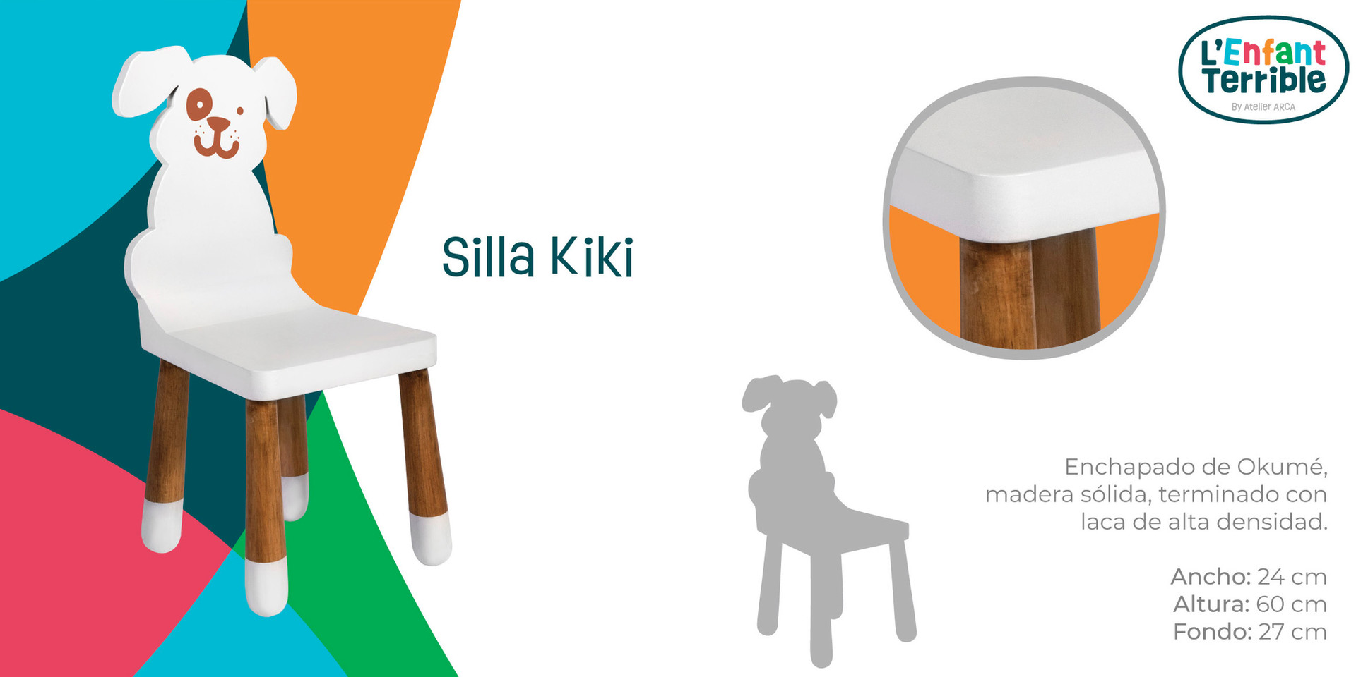 Silla Kikí