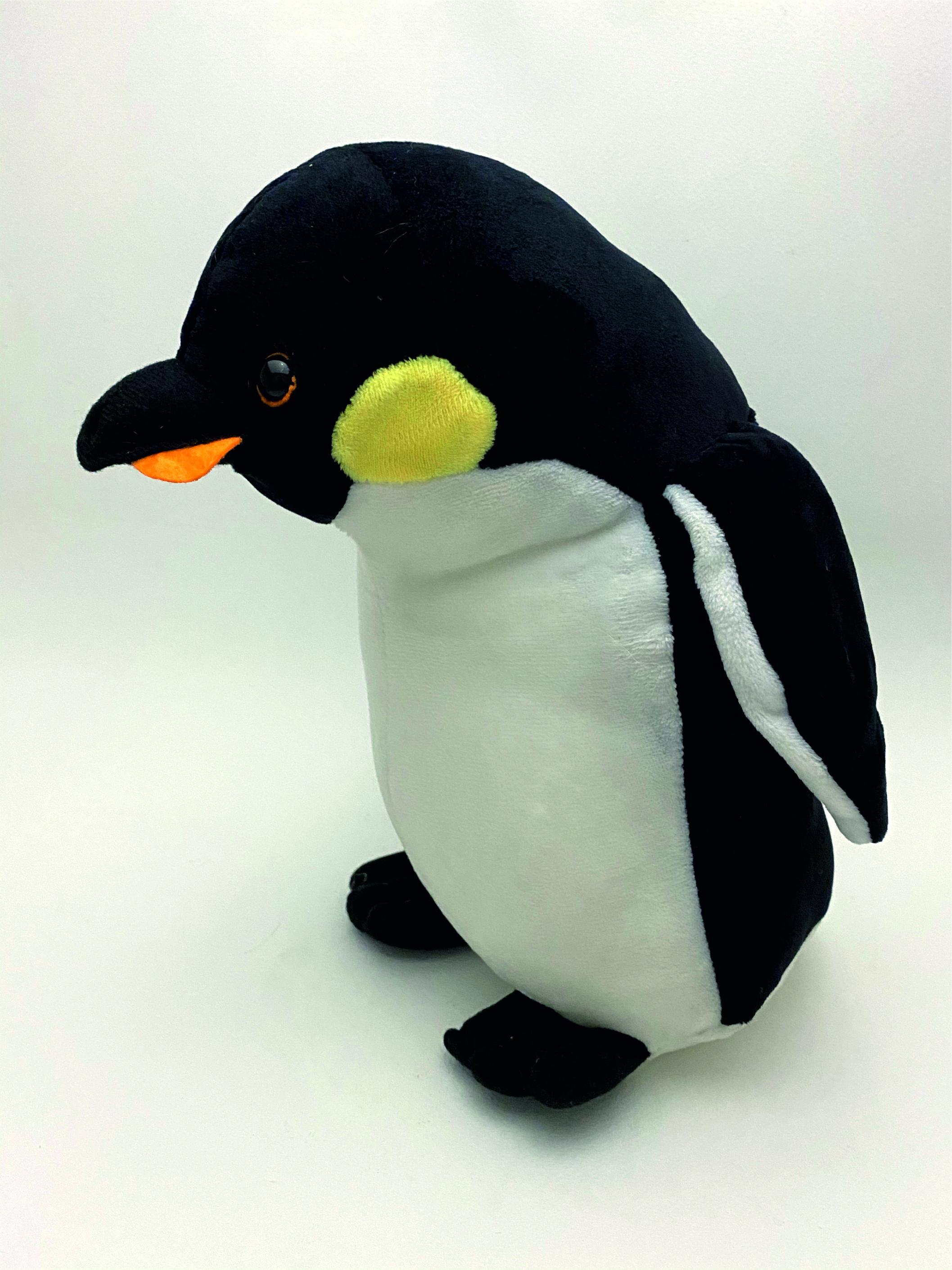 T13390_pinguino perfil