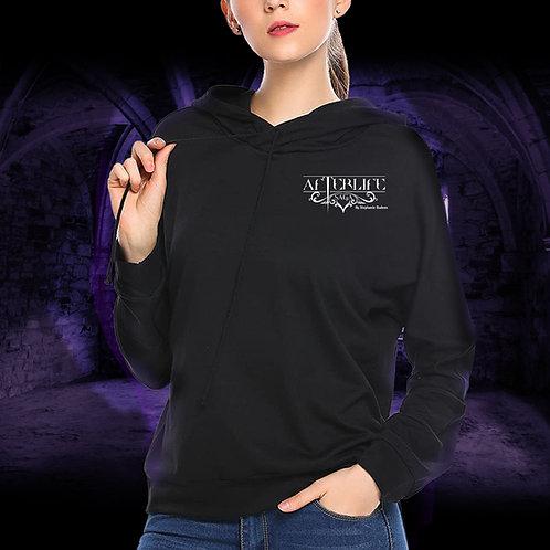 Hoodie Pull Over Afterlife Saga Logo
