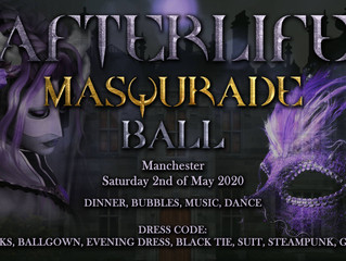 Afterlife Masquerade Ball