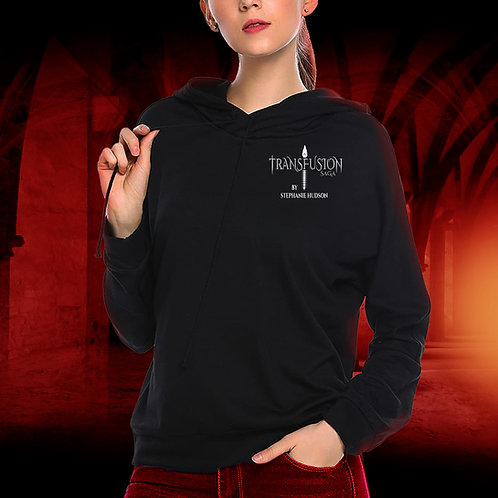 Transfusion Official Logo Hoodie