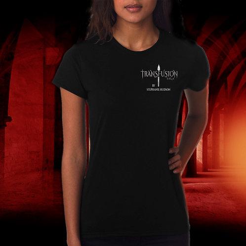Transfusion T Shirt  Round Neck