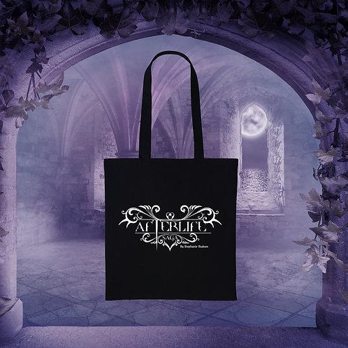 Afterlife Saga Logo Tote Bag