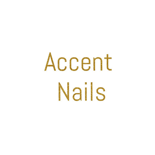 Accent Nails: Glitters, Crystals, & Bling