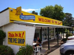 Robertson Pie Shop
