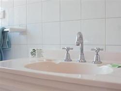 Sink rooms