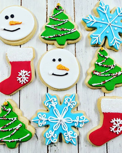 Wouldn't these make an adorable Christma
