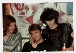 Larry Kenski, Kurt Witt and Billy Ch