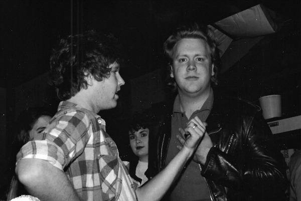 Kurt and Duncan