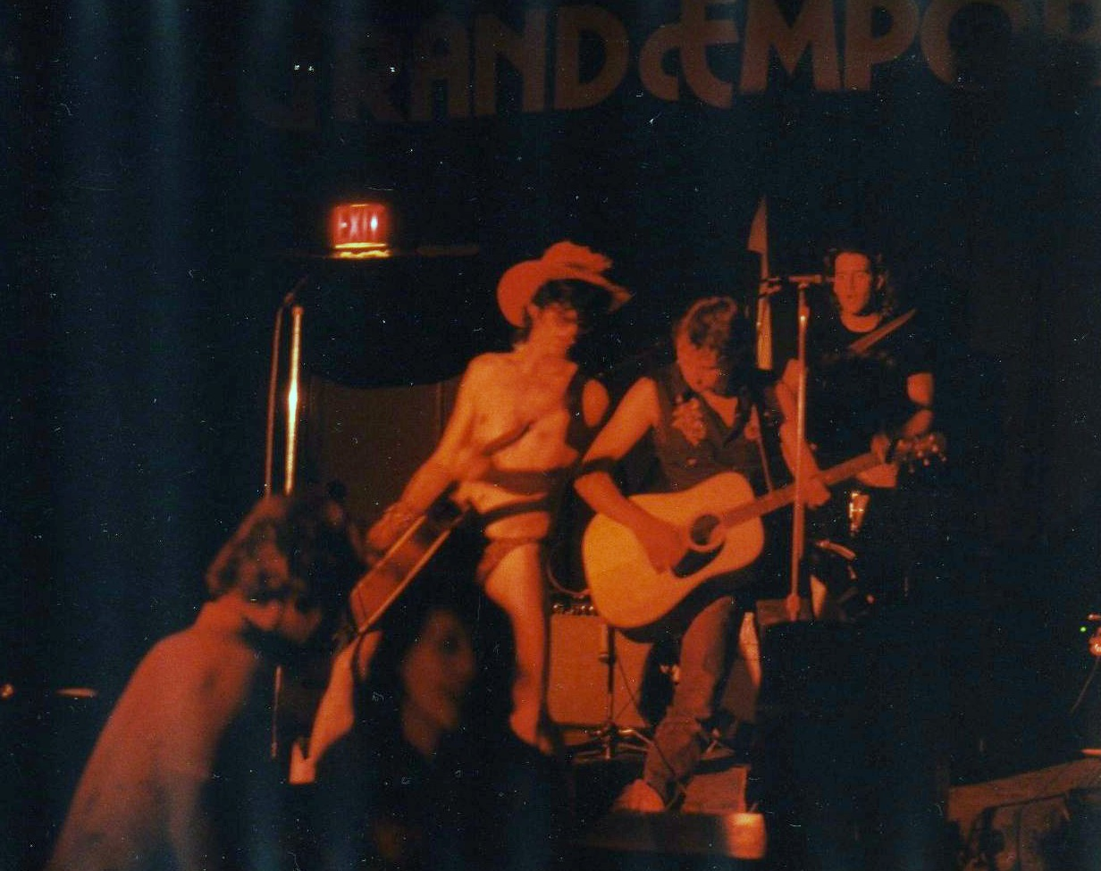Buck Naked and the Bare Bottom Boys