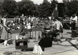 Mudhead at Volker Park