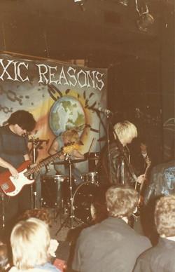 Toxic Reasons