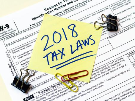 Tax Cuts & Jobs Act - Individual Impact
