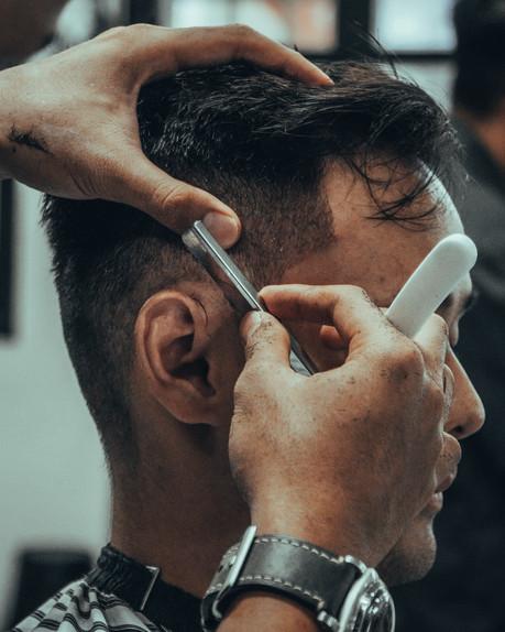 gosmack barber