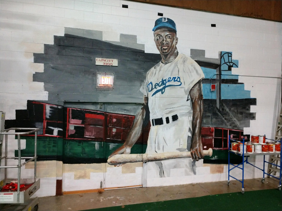Jackie Robinson at Diamond Dynamics