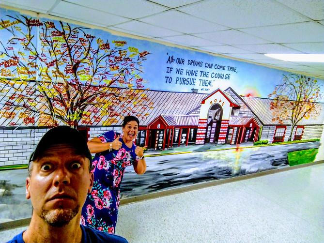 Hope Elementary School, Hope Indiana