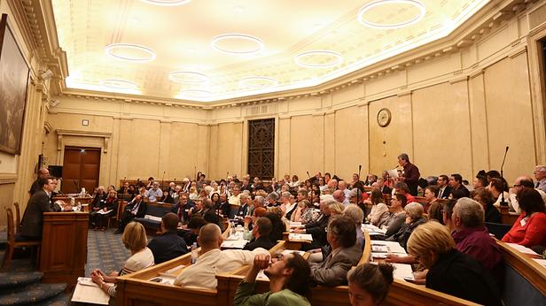 François Rochon - Conférence assemblée nationale CNL