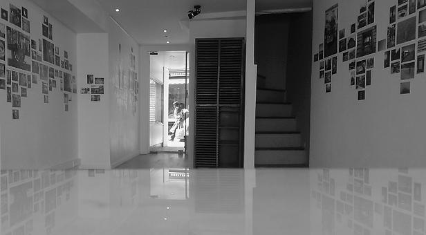 François Rochon - Le.sas galerie, exposition Franck Gérard,