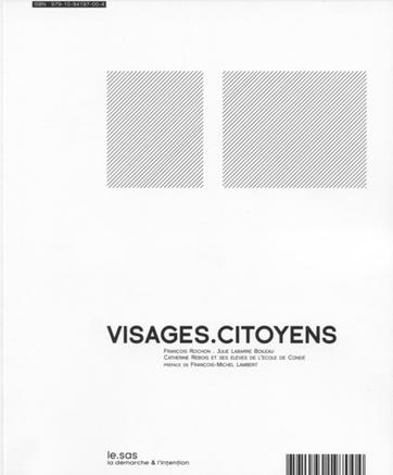 François Rochon, Visages citoyens