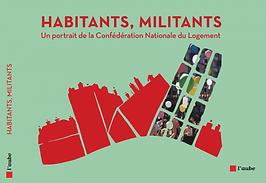 François Rochon, coordination d'Habitants Militants, l'Aube, Cnl