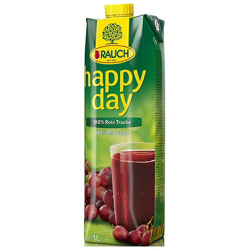 Happy Day Red Grape 1 Litre
