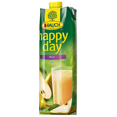 Happy Day Pear 1 Litre