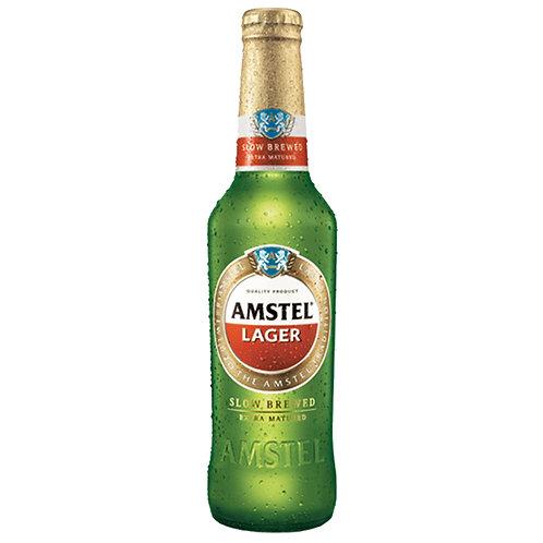 Amstel Beer Bottle (33cl)