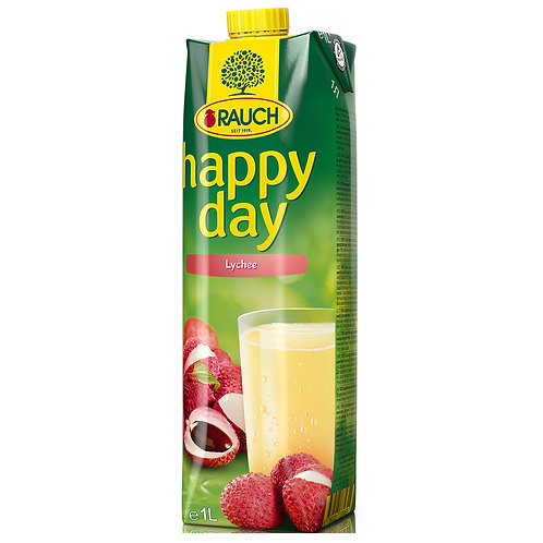 Happy Day Lychee 1 Litre