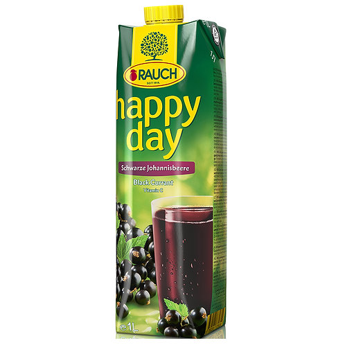 Happy Day Black Currant 1 Litre