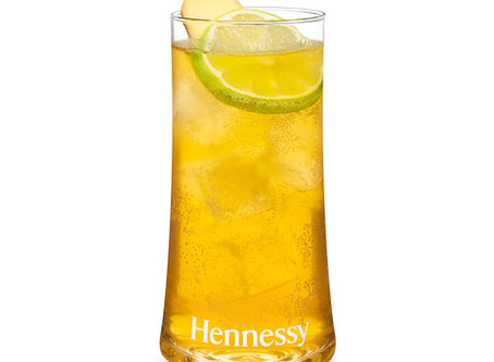 THE HENNESSY GINGER COCKTAIL