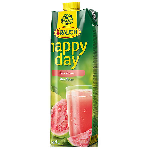 Happy Day Pink Guava 1 Litre