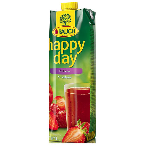 Happy Day Strawberry 1 Litre