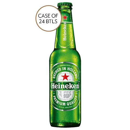 Heineken Beer Case (24 x 33cl)