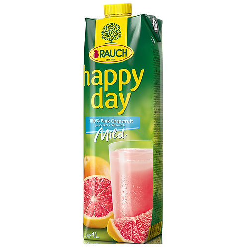 Happy Day Pink Grapefruit 1 Litre