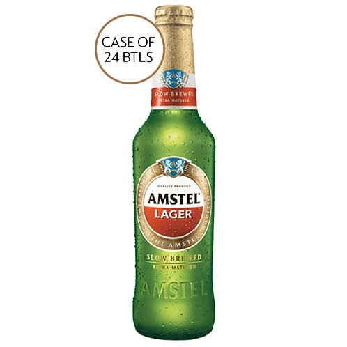 Amstel Beer Case (24 x 33cl)