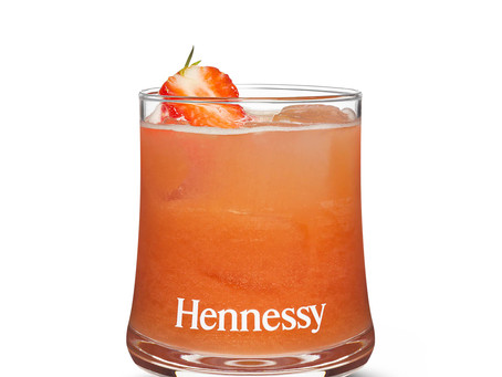 HENNESSY GUAVA COCKTAIL