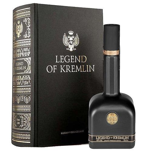 Legend of Kremlin, Black with Gift Pack (70cl)