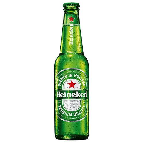 Heineken Beer Bottle (33cl)