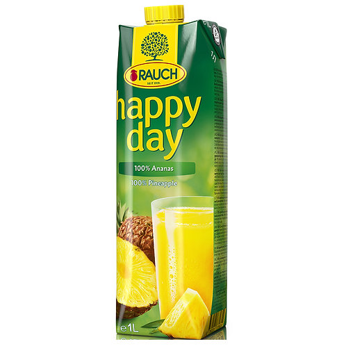 Happy Day Pinapple 1 Litre