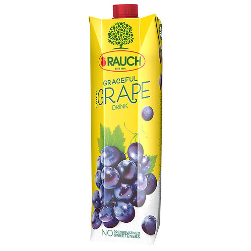 Rauch Red Grape 1 Litre