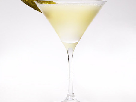 THE LEGEND OF PICKLED MARTINI