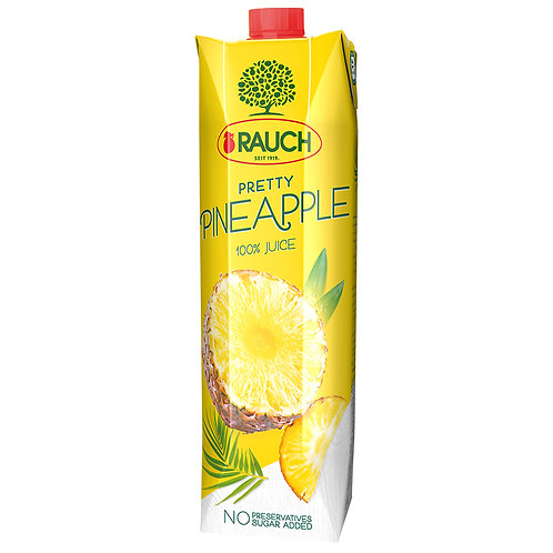 Rauch Pineapple 1 Litre