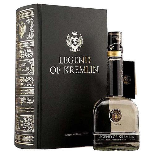 Legend of Kremlin, Original with Gift Pack (70cl)