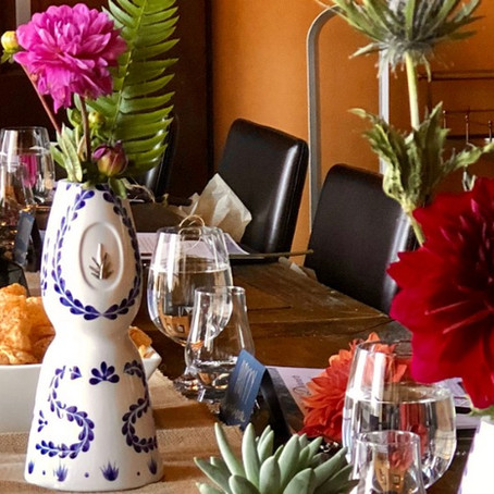 Tequila Clase Azul: Upcycling