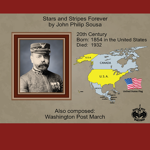 Module 9 for Band - Sousa: Stars and Stripes Forever